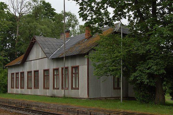 Mežvidu dzelzceļa stacijā likvidēs piesārņojumu
