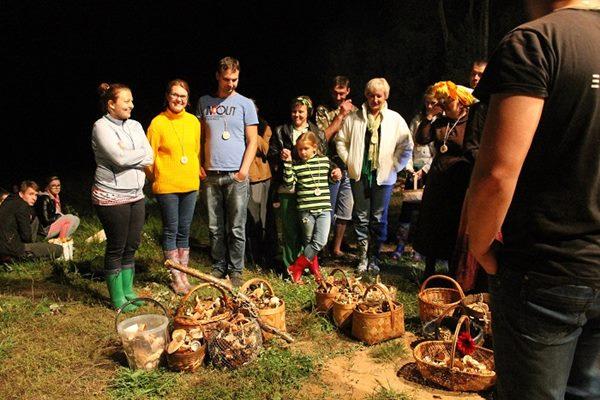 Kārsavas novadā norisināsies nakts sēņošanas festivāls