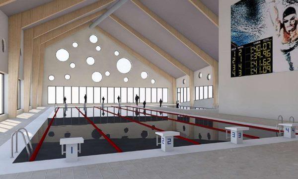 Nākošnedēļ Ludzā tiks uzsākti baseina būvniecības darbi