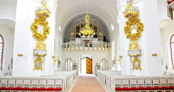 Piektdien Kārsavā ērģeļmūzikas koncerts