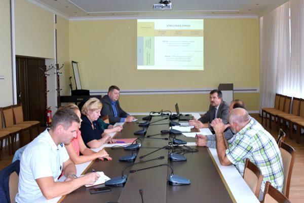 Uzņēmēju konsultatīvās padomes sēdē runā par jaunas SEZ izveidi