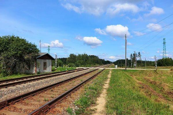 30. augustā būs slēgta dzelzceļa pārbrauktuve posmā Pureņi-Mežvidi