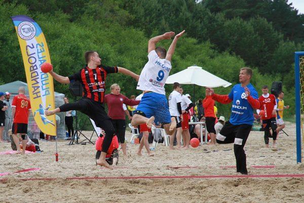 Cirmā norisināsies A. Stepkāna piemiņas turnīrs pludmales handbolā