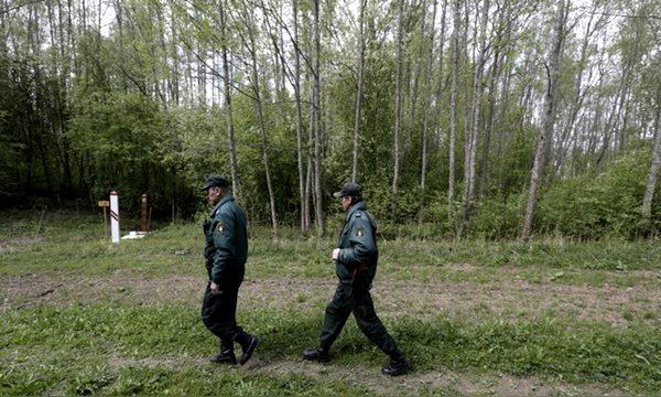 Briģu pagastā aiztur kārtējo nelegālo Vjetnamas pilsoņu grupu