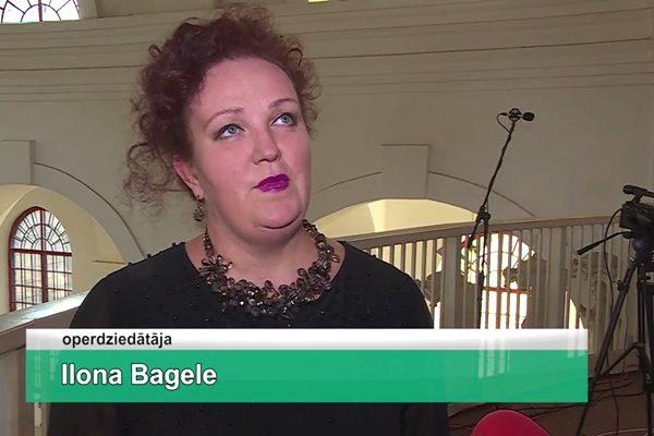 LRTV video: Ērģeļmūzikas koncertā uzstājas pieprasīta operdziedātāja