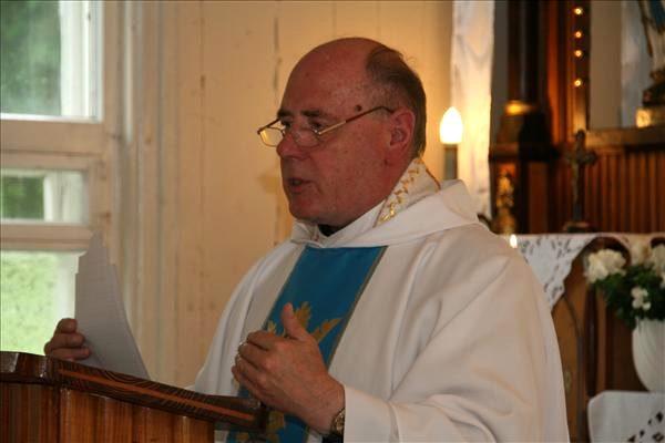 Bīskaps J. Bulis paziņo, ka savākti pierādījumi priestera nepamatotai aizturēšanai