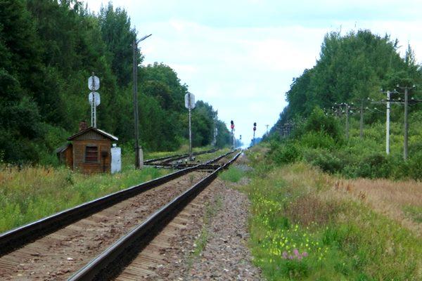 Uz laiku slēgs dzelzceļa pārbrauktuvi Pureņi-Mežvidi