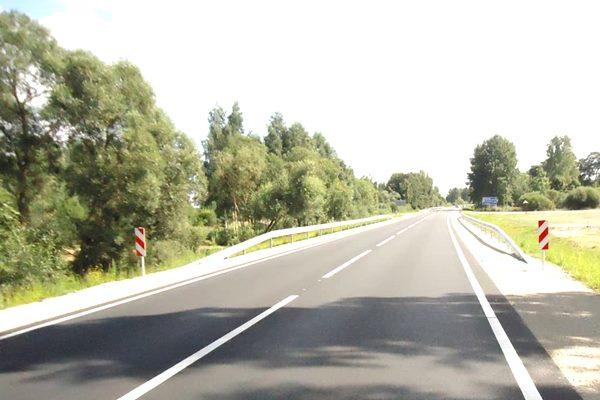 Pabeigti būvdarbi uz autoceļa starp Ludzu un Rēzekni