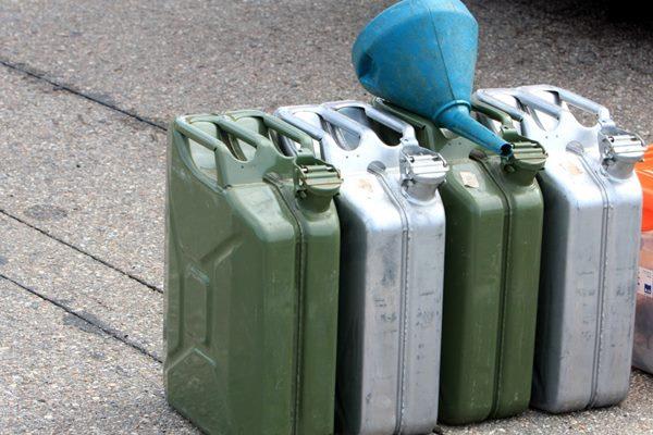 Kārsavā aiztur nelegālās dīzeļdegvielas tirgotāju