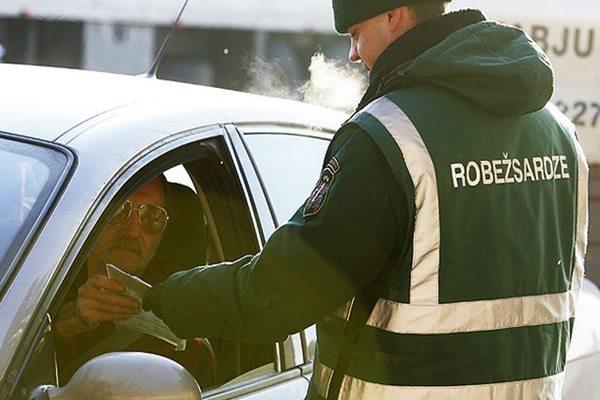Terehovā ieceļo Latvijas pilsonis ar viltotiem dokumentiem