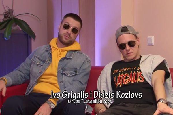 """LRTV video: """"Supluok Latgolai"""" Latgalīšu reps stāsta par sasniegumiem mūzikā"""