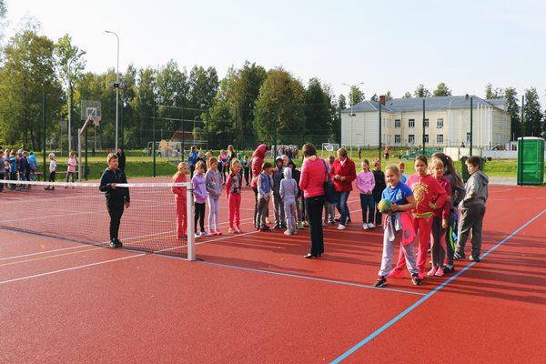 Pasākumi novados: Olimpiskā dienā Ludzas pilsētas stadionā Vārpa