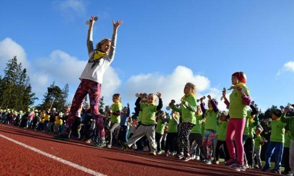 Ludzas pilsētas stadionā notiks Olimpiskā diena