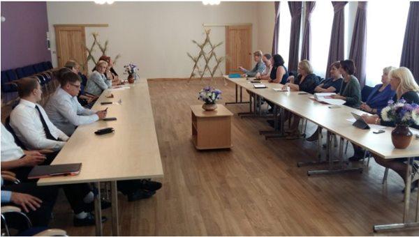 Latgales plānošanas reģions atskatās uz paveikto sanāksmē Ludzā