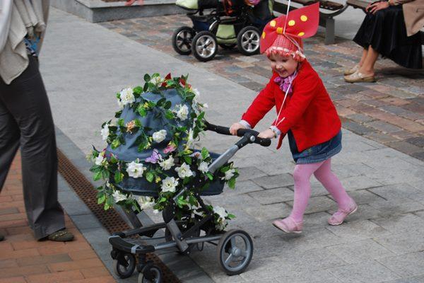 19. augustā Kārsavā notiks ratiņu karnevāls