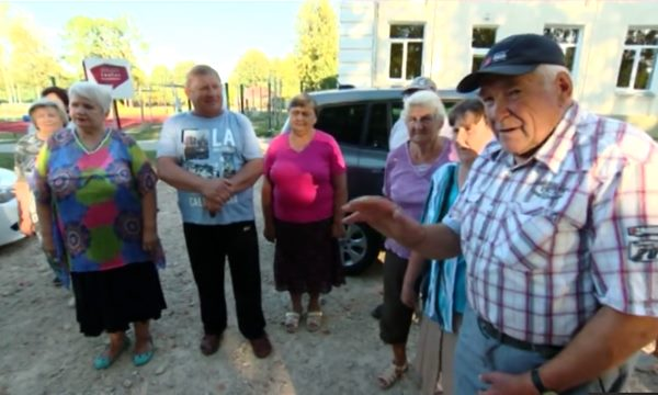 LTV video: Tautas panorāma ierodas Kārsavā