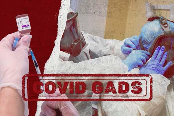 Gads Covid-19 infekcijas ietekmē